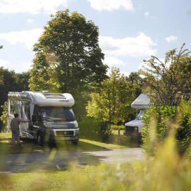 Tourisme en camping-car en Val de Vienne