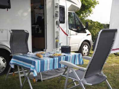 Aire de camping car Val de Vienne